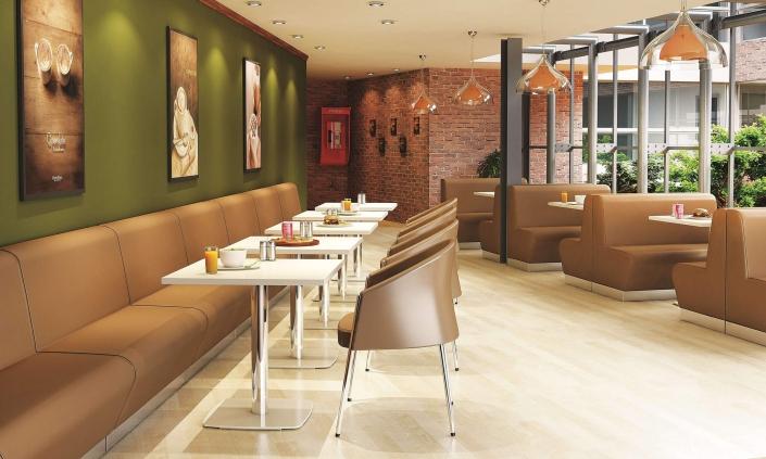 میز رستورانی نیلپر